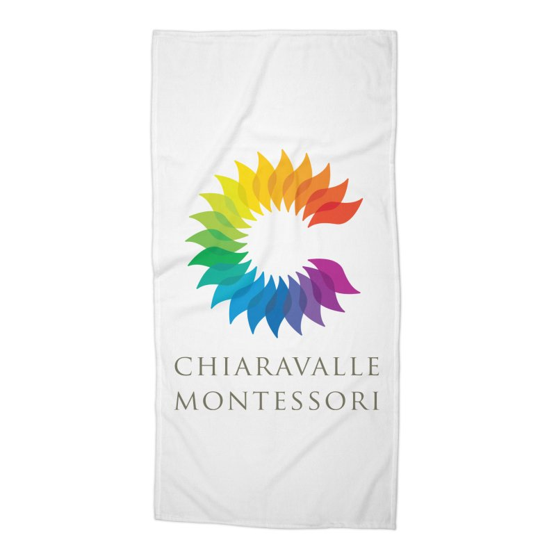 Chiaravalle Montessori - Light Accessories Beach Towel by Chiaravalle Montessori Spirit Shop