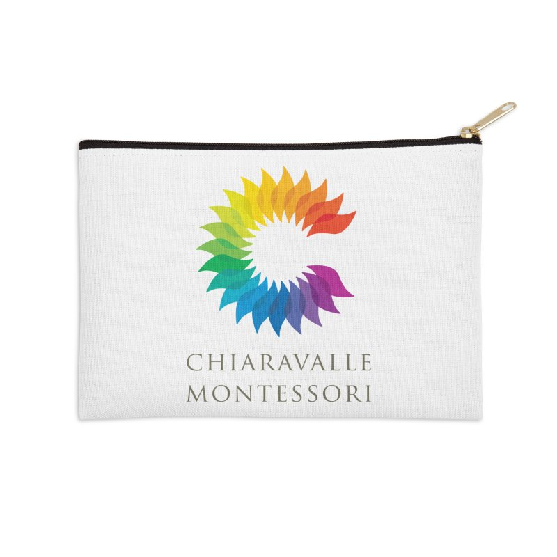 Chiaravalle Montessori - Light Accessories Zip Pouch by Chiaravalle Montessori Spirit Shop