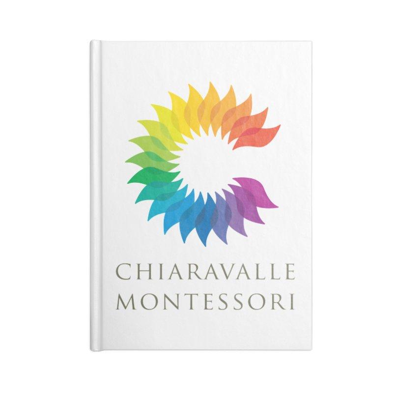 Chiaravalle Montessori - Light Accessories Blank Journal Notebook by Chiaravalle Montessori Spirit Shop