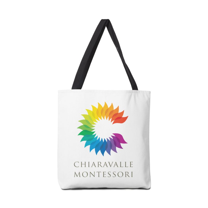 Chiaravalle Montessori - Light Accessories Tote Bag Bag by Chiaravalle Montessori Spirit Shop