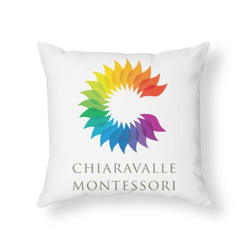 Chiaravalle Montessori - Light Home Throw Pillow by Chiaravalle Montessori Spirit Shop