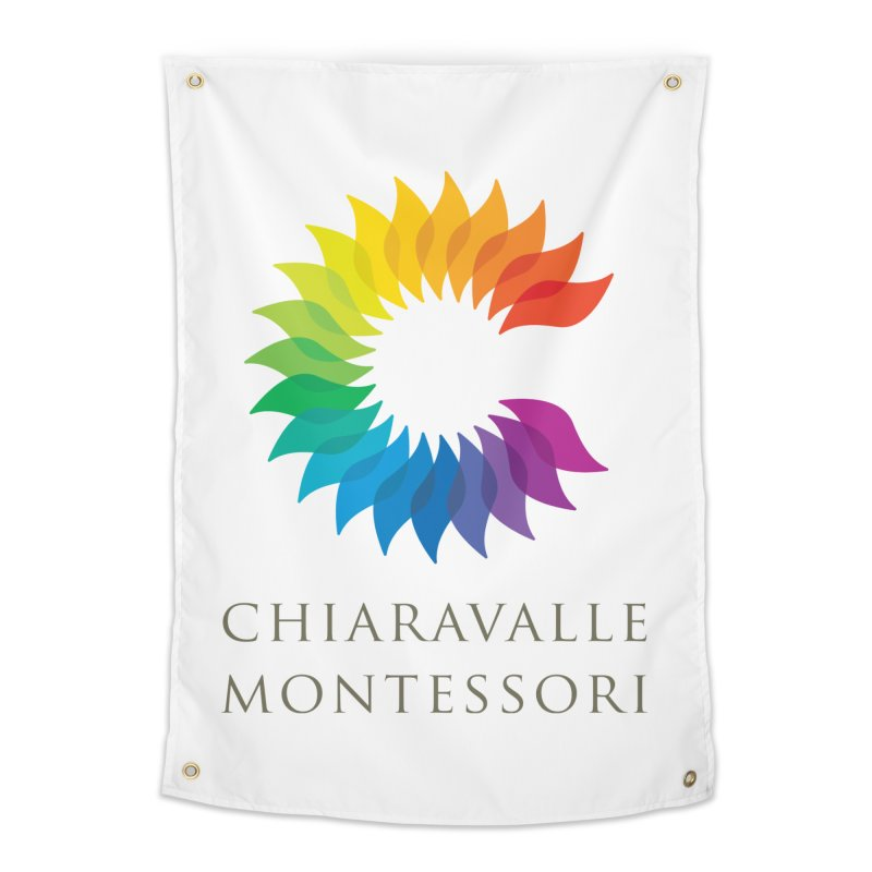 Chiaravalle Montessori - Light Home Tapestry by Chiaravalle Montessori Spirit Shop