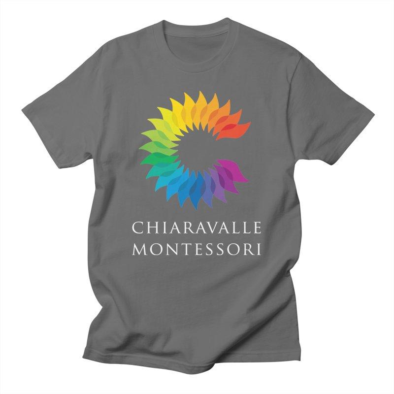 Chiaravalle Montessori - Dark Men's T-Shirt by Chiaravalle Montessori Spirit Shop