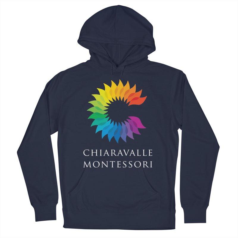 Chiaravalle Montessori - Dark Women's Pullover Hoody by Chiaravalle Montessori Spirit Shop