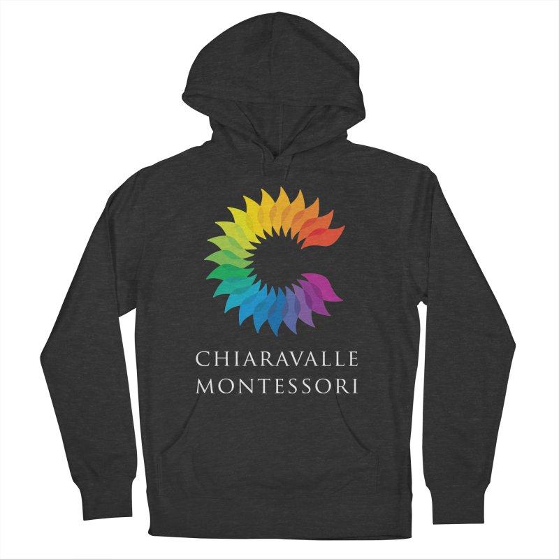 Chiaravalle Montessori - Dark Men's Pullover Hoody by Chiaravalle Montessori Spirit Shop