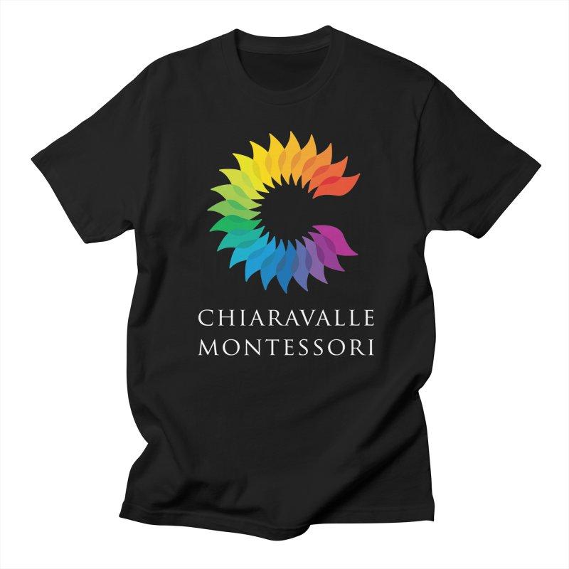 Chiaravalle Montessori - Dark Men's Regular T-Shirt by Chiaravalle Montessori Spirit Shop