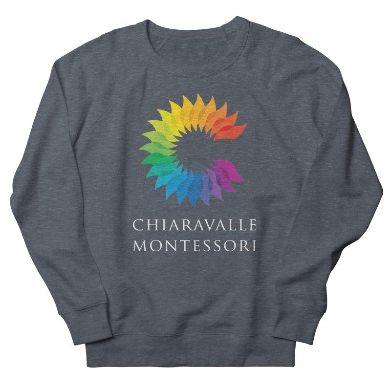 Chiaravalle Montessori - Dark Women's French Terry Sweatshirt by Chiaravalle Montessori Spirit Shop