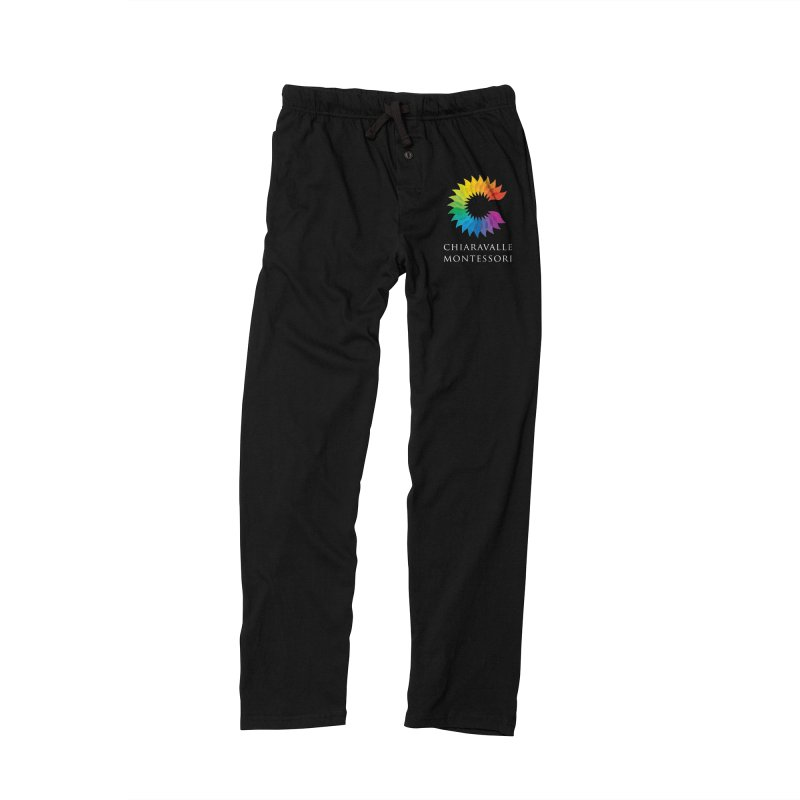Chiaravalle Montessori - Dark Men's Lounge Pants by Chiaravalle Montessori Spirit Shop