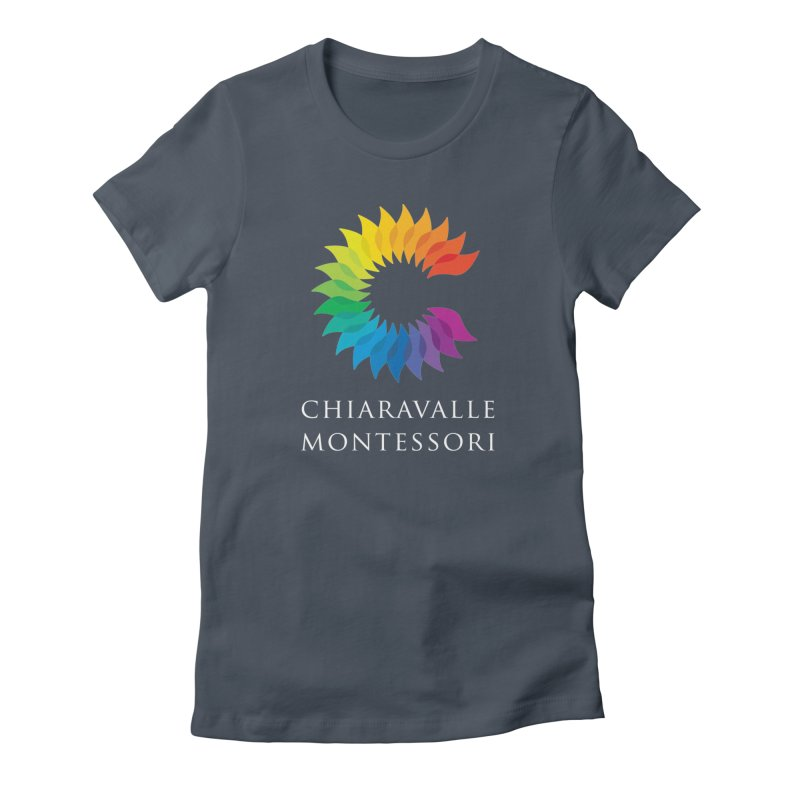 Chiaravalle Montessori - Dark Women's T-Shirt by Chiaravalle Montessori Spirit Shop