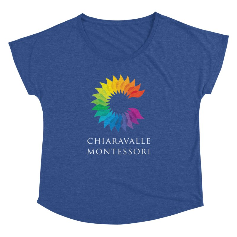 Chiaravalle Montessori - Dark Women's Dolman by Chiaravalle Montessori Spirit Shop