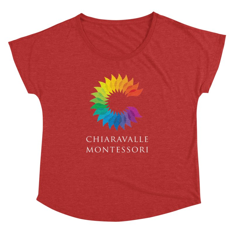 Chiaravalle Montessori - Dark Women's Dolman by Chiaravalle Montessori Spirit Shop