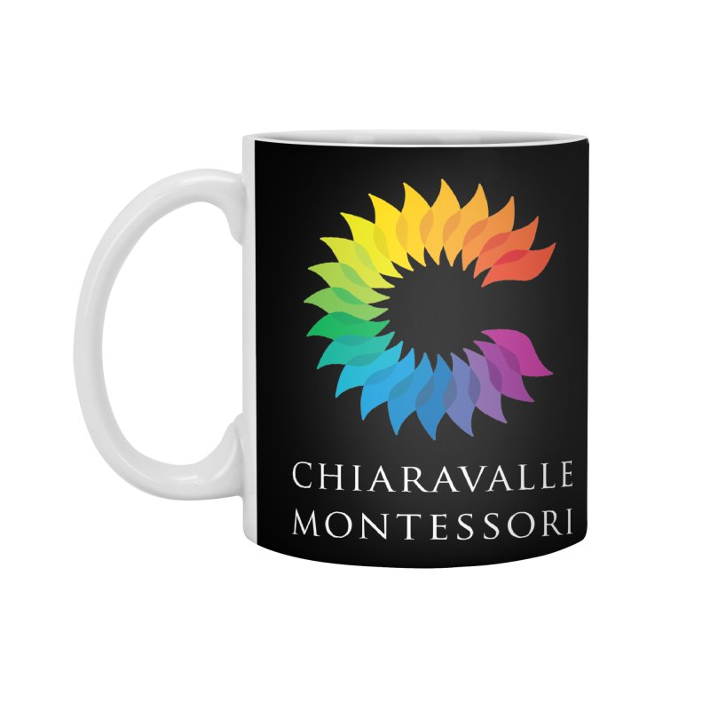 Chiaravalle Montessori - Dark Accessories Mug by Chiaravalle Montessori Spirit Shop