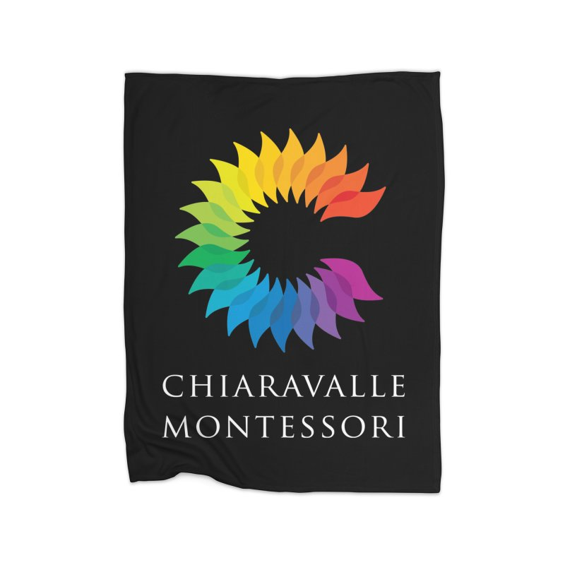 Chiaravalle Montessori - Dark Home Blanket by Chiaravalle Montessori Spirit Shop