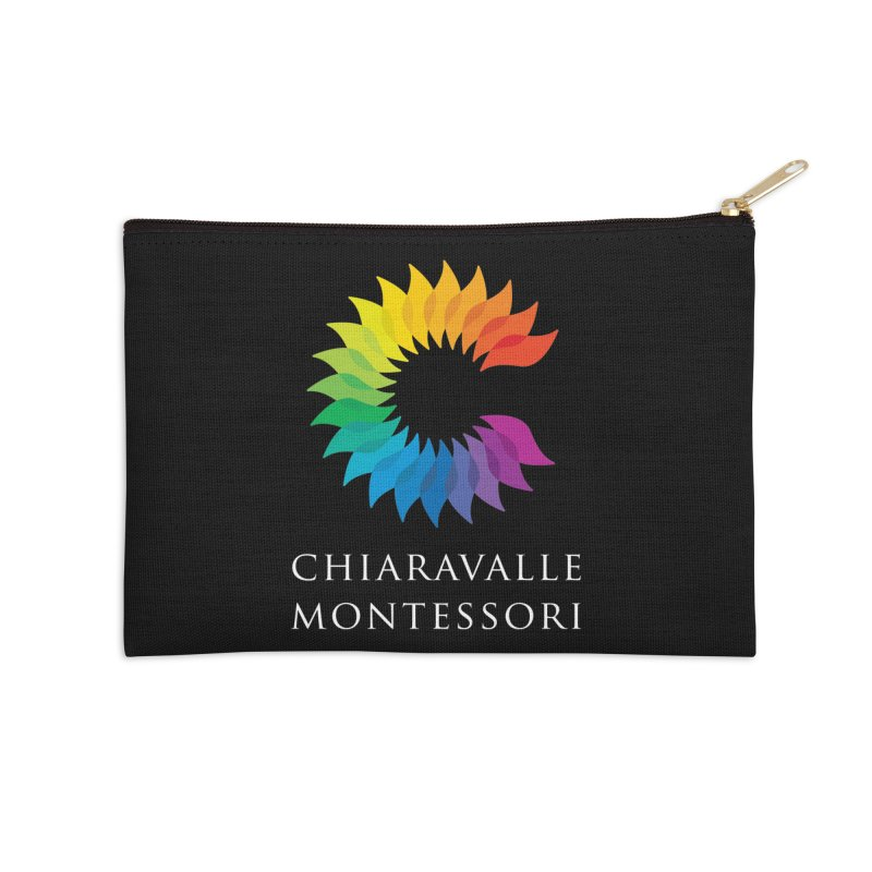 Chiaravalle Montessori - Dark Accessories Zip Pouch by Chiaravalle Montessori Spirit Shop