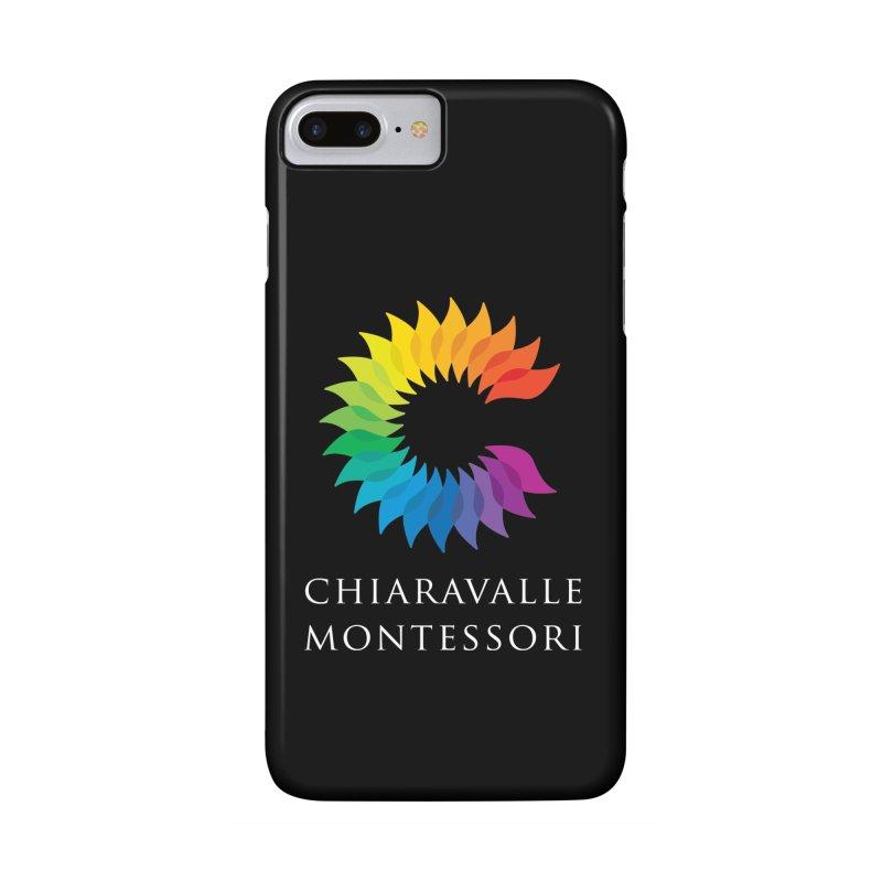 Chiaravalle Montessori - Dark in iPhone 7 Plus Phone Case Slim by Chiaravalle Montessori Spirit Shop