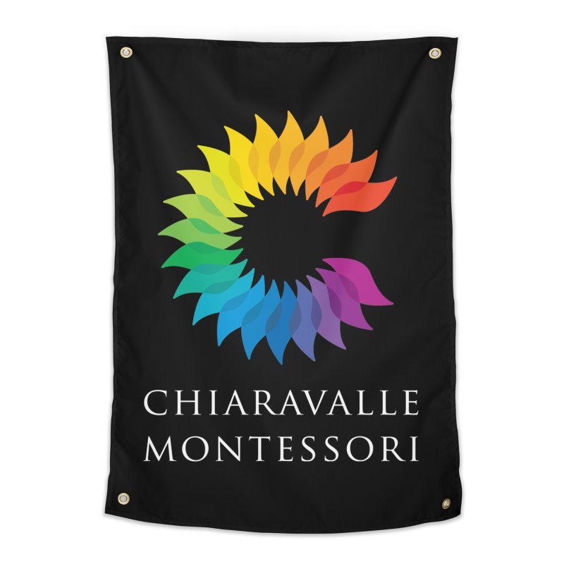 Chiaravalle Montessori - Dark Home Tapestry by Chiaravalle Montessori Spirit Shop