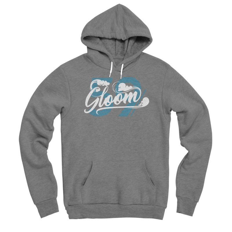 Skater Series: Gloom Women's Pullover Hoody by Chicago Bruise Brothers Roller Derby