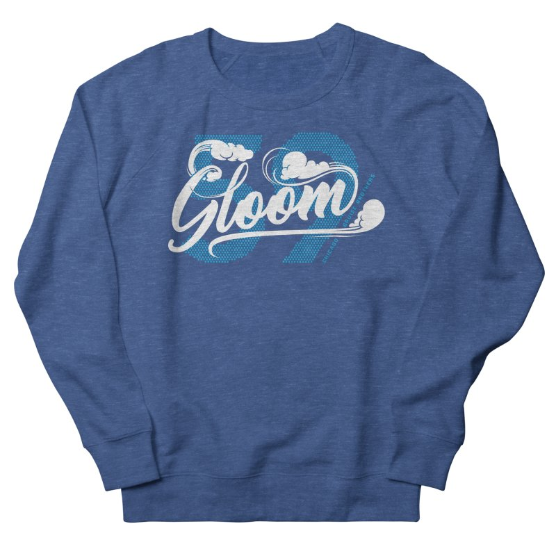 Skater Series: Gloom Women's Sweatshirt by Chicago Bruise Brothers Roller Derby