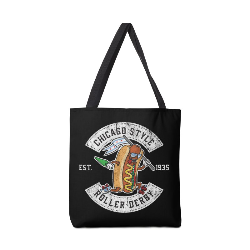 Chicago Style Derby Accessories Bag by Chicago Bruise Brothers Roller Derby