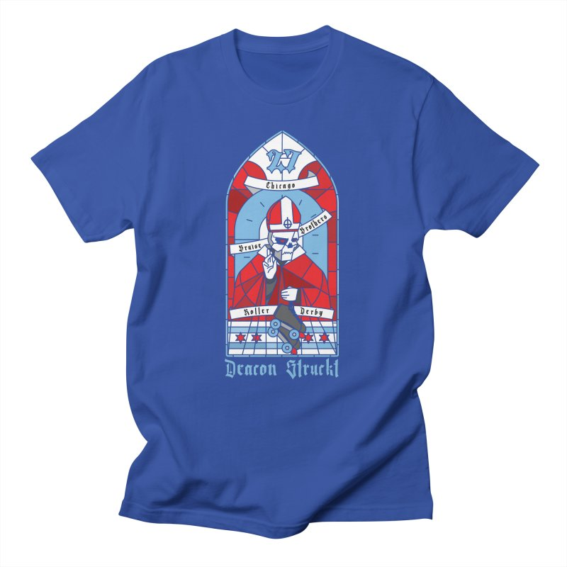 Skater Series: Deacon Struckt Women's T-Shirt by Chicago Bruise Brothers Roller Derby