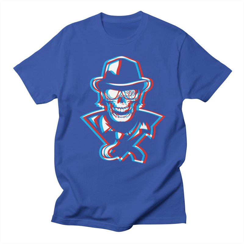 Nightmare Men's T-Shirt by Chicago Bruise Brothers Roller Derby