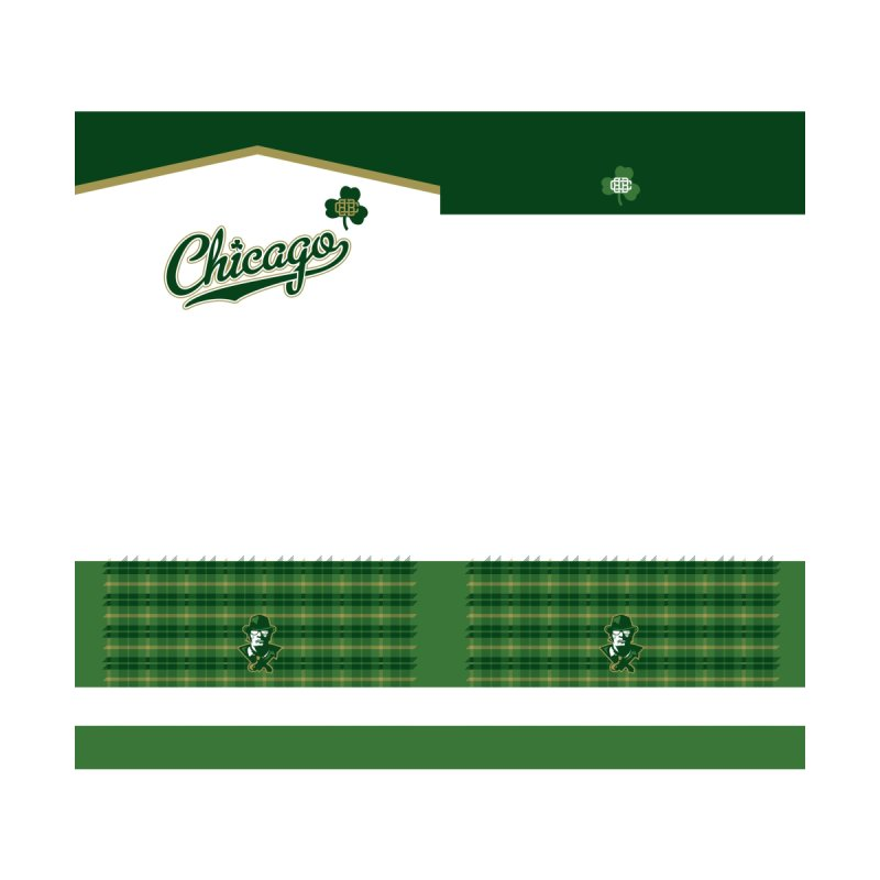 Chicago Irish Women's Cut & Sew by Chicago Bruise Brothers Roller Derby