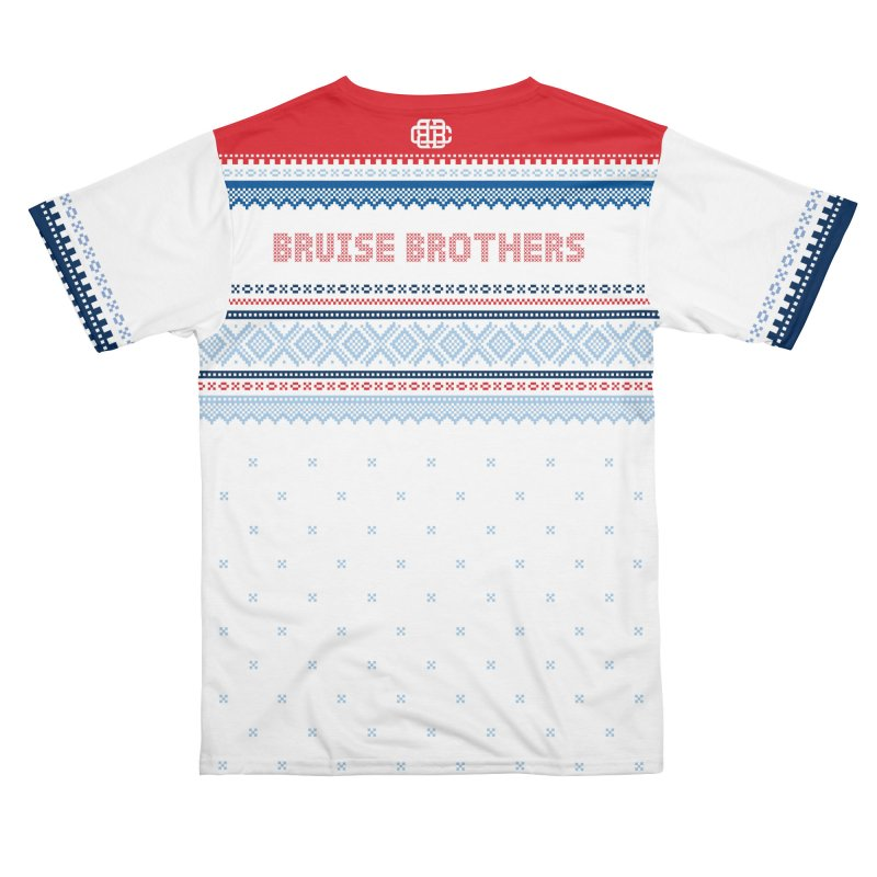 Sweater Weather Jersey Men's Cut & Sew by Chicago Bruise Brothers Roller Derby