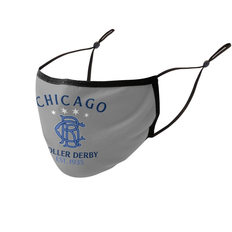 CRD-35 Accessories Face Mask by Chicago Bruise Brothers Roller Derby
