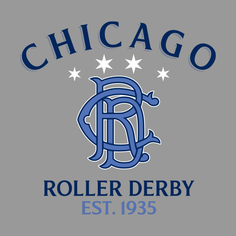 CRD-35 Home Duvet by Chicago Bruise Brothers Roller Derby
