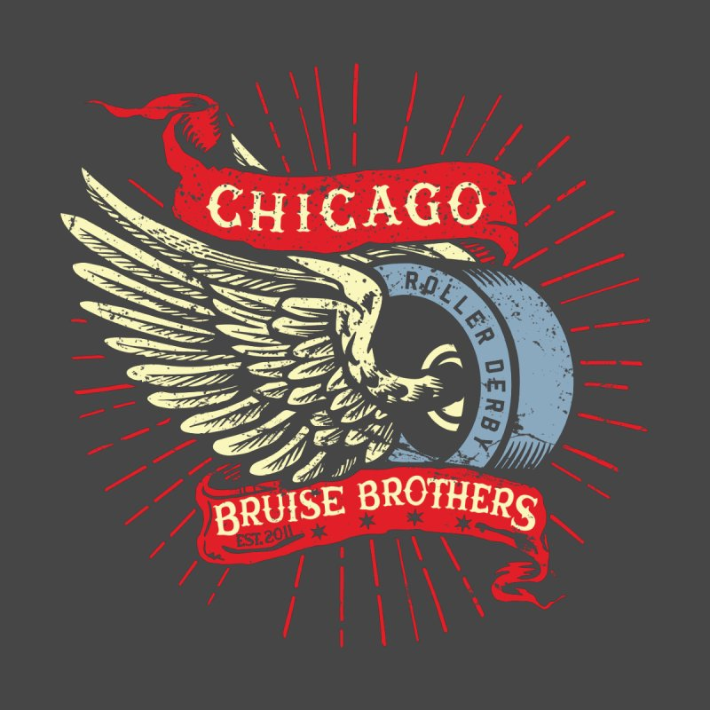 Heritage Design by Chicago Bruise Brothers Roller Derby