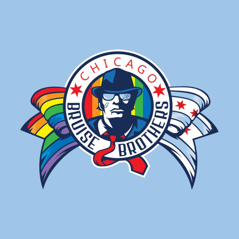 Pride Home Tapestry by Chicago Bruise Brothers Roller Derby