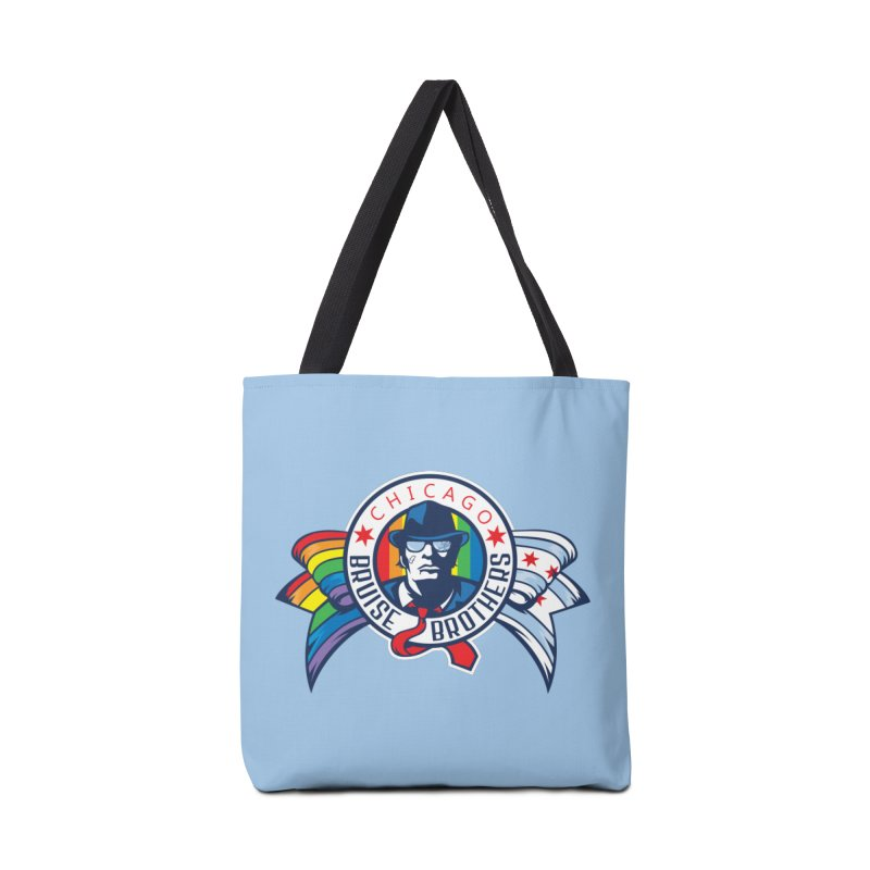 Pride Accessories Bag by Chicago Bruise Brothers Roller Derby