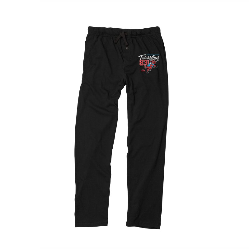 Skater Series: TwinkleBeef Women's Lounge Pants by Chicago Bruise Brothers Roller Derby