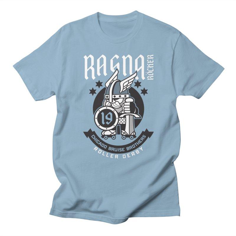 Skater Series: Ragna Röcker Women's Regular Unisex T-Shirt by Chicago Bruise Brothers Roller Derby