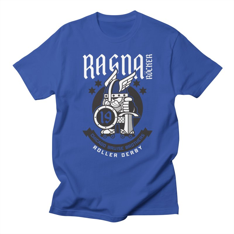 Skater Series: Ragna Röcker Women's Regular Unisex T-Shirt by Chicago Bruise Brothers Roller Derby