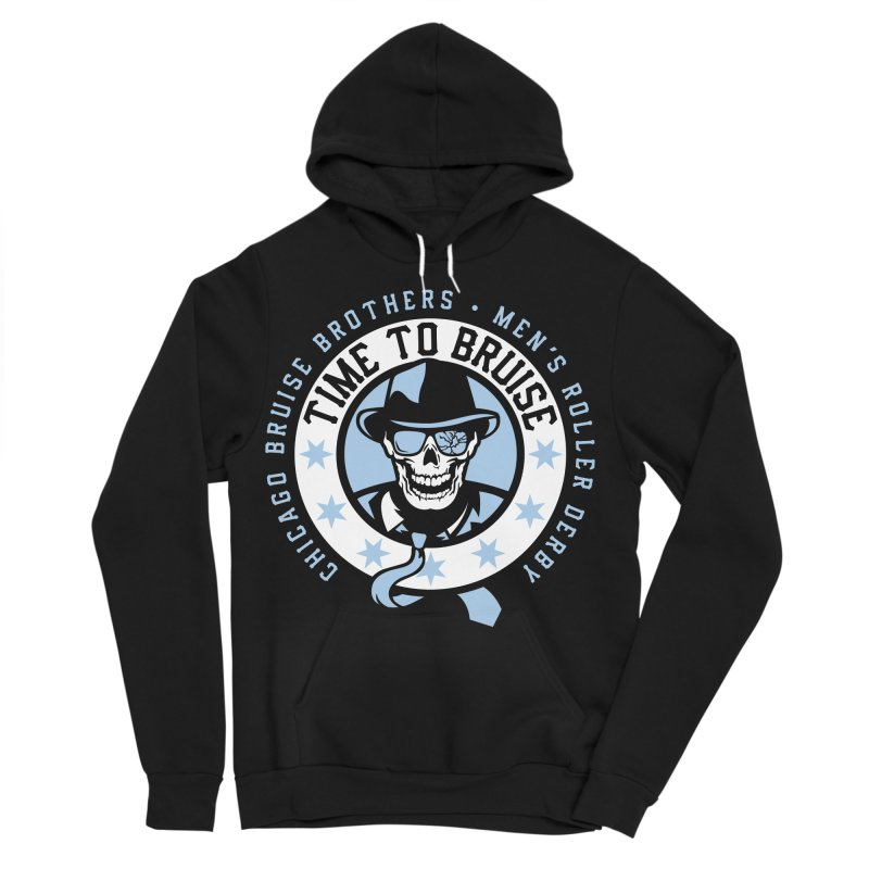 Do Work Women's Sponge Fleece Pullover Hoody by Chicago Bruise Brothers Roller Derby
