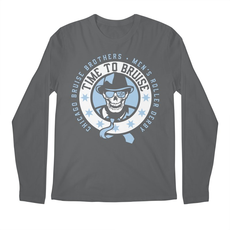 Do Work Men's Longsleeve T-Shirt by Chicago Bruise Brothers Roller Derby
