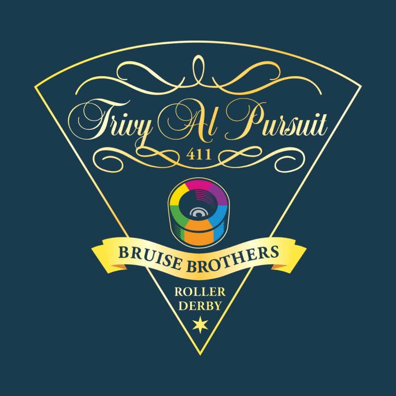 Skater Series: Trivy Al Pursuit Accessories Mug by Chicago Bruise Brothers Roller Derby