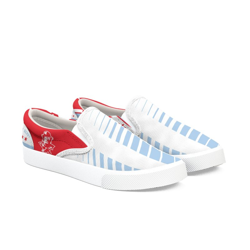 Stripes Women's Shoes by Chicago Bruise Brothers Roller Derby