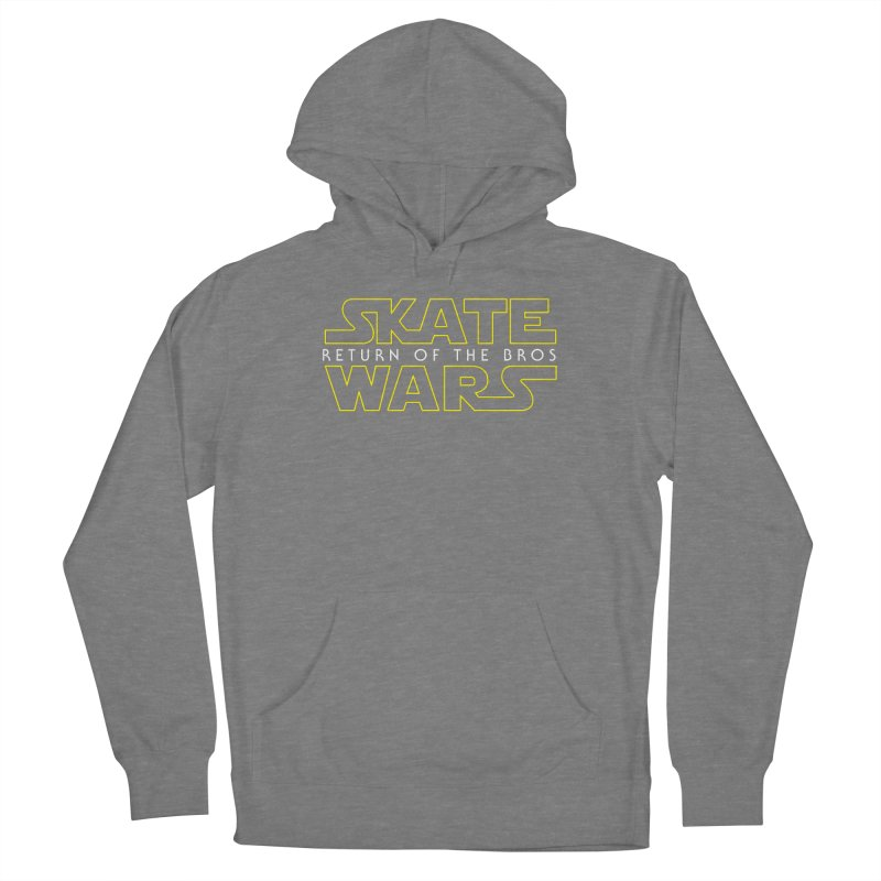 Skate Wars Women's Pullover Hoody by Chicago Bruise Brothers Roller Derby