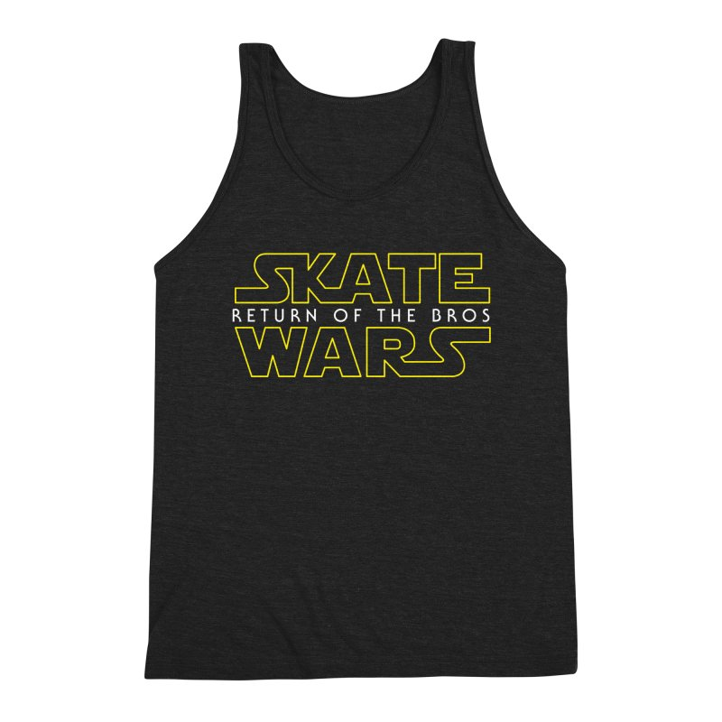 Skate Wars Men's Tank by Chicago Bruise Brothers Roller Derby