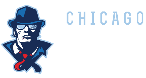 Chicago Bruise Brothers Roller Derby Logo