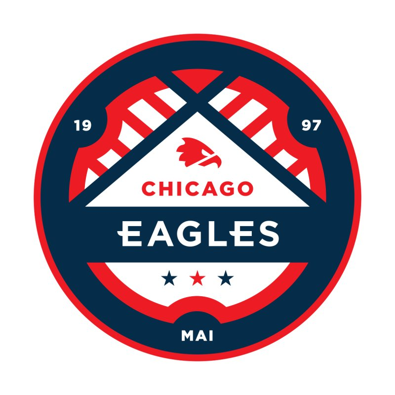 Chicago Eagles Crest by chicagoeagles's Artist Shop
