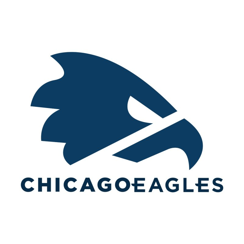 Navy Eagles Mark by Chicago Eagles