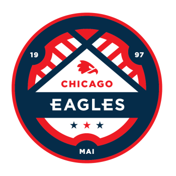 Chicago Eagles Logo