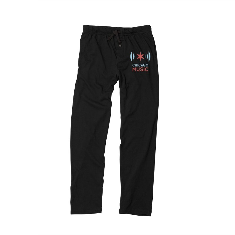 Chicago Music Men's Lounge Pants by Chicago Music's Apparel and Retail Shop