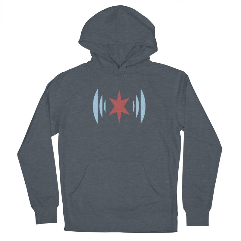 Chicago Music Women's Pullover Hoody by Chicago Music's Artist Shop