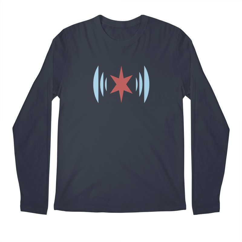 Chicago Music Men's Longsleeve T-Shirt by Chicago Music's Apparel and Retail Shop
