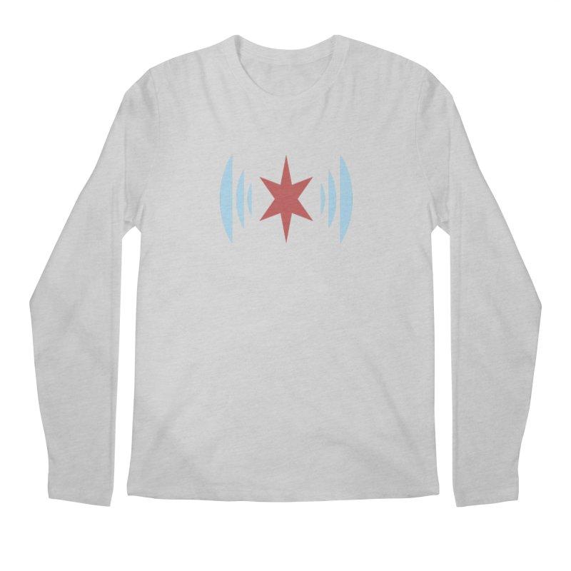 Chicago Music Men's Longsleeve T-Shirt by Chicago Music's Artist Shop