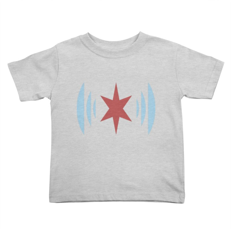 Chicago Music Kids Toddler T-Shirt by Chicago Music's Artist Shop